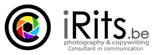 iRits - Open voor alle fotografie-, copywriting- en communicatiediensten na afspraa